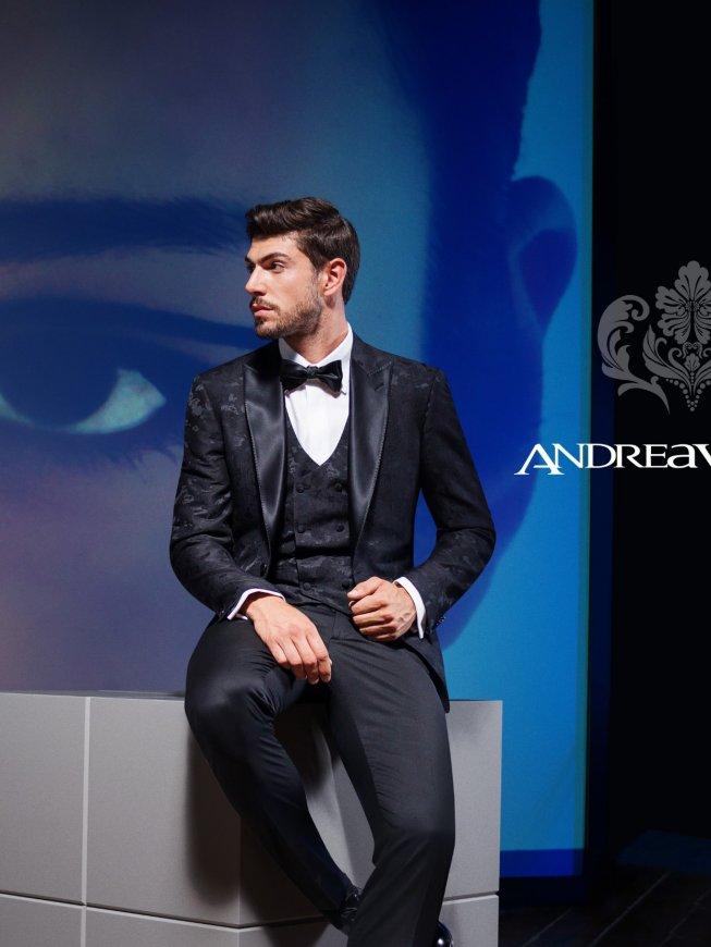 Abiti da sposo Andrea Versali - Verona - Loris Mode Sposi 31789aa5b83