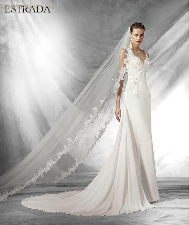 Ben noto Seconde nozze ed abiti da sposa - Loris Mode Sposi IZ03