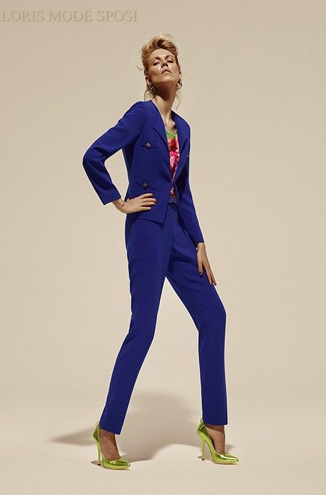 Pantalone e giacca elegante