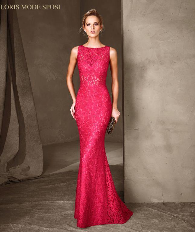 Eccezionale Un mondo di sfumature in rosa per gli abiti da cerimonia donna  LZ44