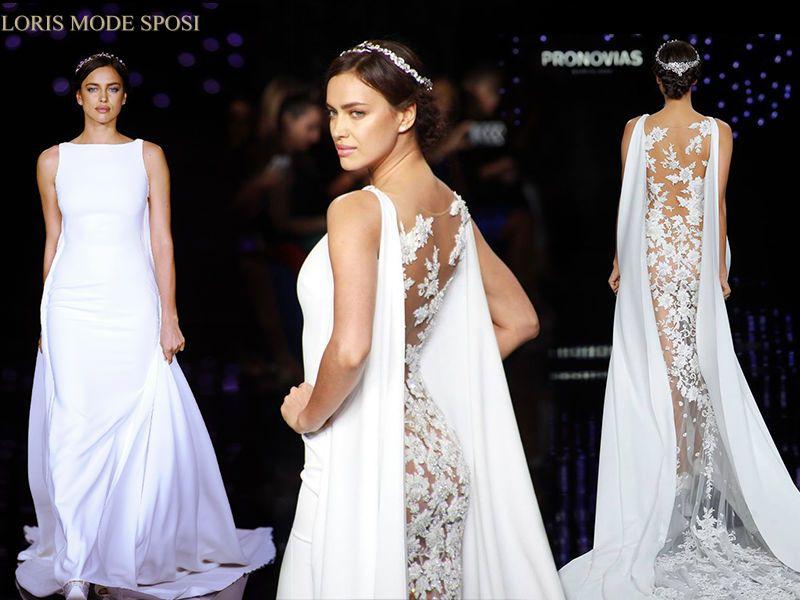 eee573e172e ... meravigliosa nel giorno delle tue nozze prenota un appuntamento presso  l'Atelier Loris Mode Sposi, per provare uno dei bellissimi abiti Pronovias  2017.