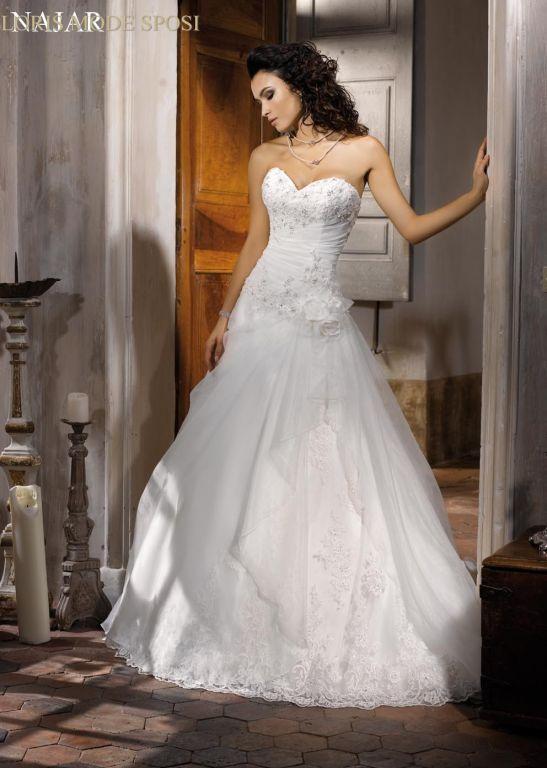 e6c4746ae290 Gli abiti da sposa gioiello 2016 - Loris Mode Sposi
