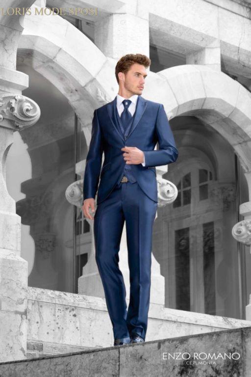 7988db99927690 La cintura da abbinare ad un completo blu da cerimonia - Loris Mode ...