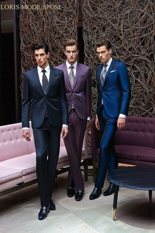 Outfit Matrimonio Spiaggia Uomo : La cintura da abbinare ad un completo blu cerimonia
