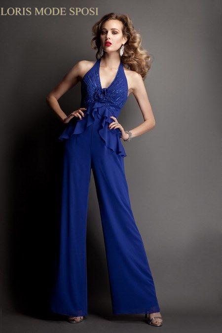 best loved fbcf3 0b656 Jumpsuit per outfit cerimonia elegante, glamour ed originale ...