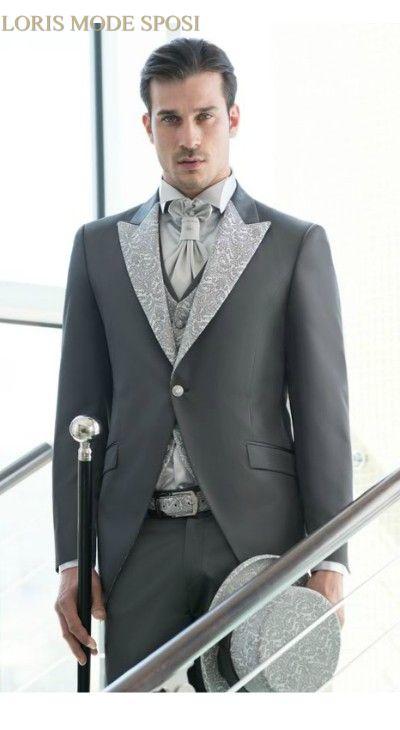 Il tight ed il frac per gli abiti da sposo - Loris Mode Sposi 561bc806a24b