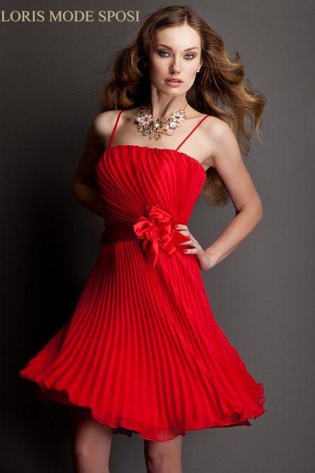 d76bd01037ea Abbigliamento rosso di sera 2015 – Modelli alla moda di abiti 2018