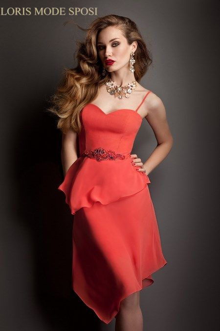 a640748e983e Rosso di sera abbigliamento 2015 – Abiti alla moda