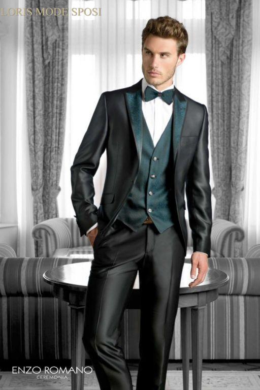 Gilet Uomo Matrimonio : Il gilet per loutfit da cerimonia uomo loris mode sposi